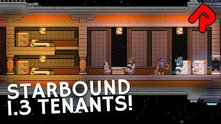 Five New Starbound 1.3 Tenants & How to Get Them!