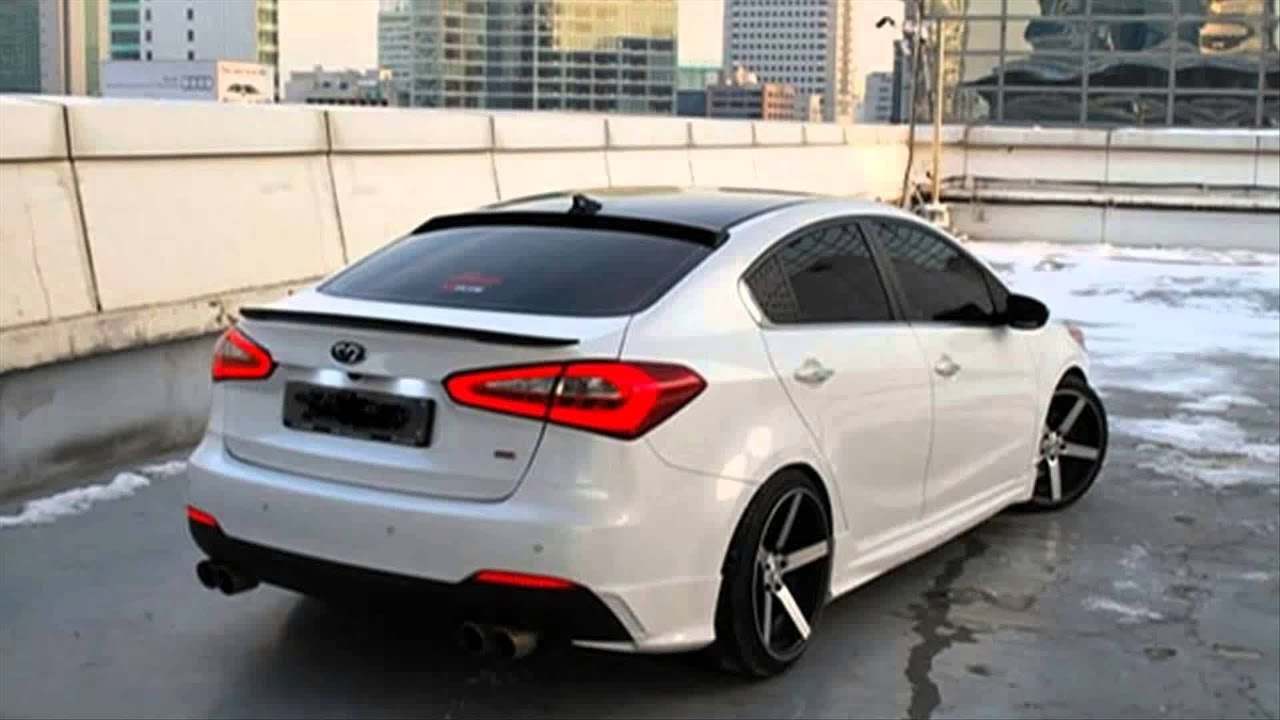 2015 Model Kia Cerato Koup Youtube
