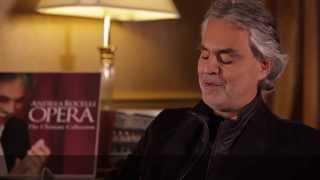 Andrea Bocelli - DONNA NON VIDI MAI - Manon Lescaut (Commentary)