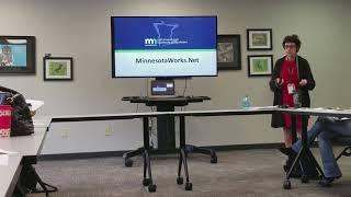 Ещё один способ найти работу и бесплатные курсы в Миннесоте, США/(Икебана Жизни)