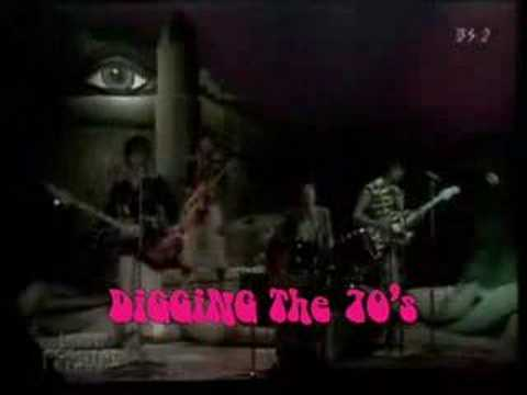 Bay City Rollers sing Saturday Night