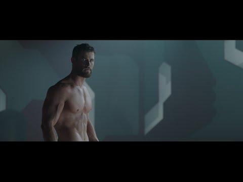 Chris Hemsworth: 'Don't make me take my shirt off again'