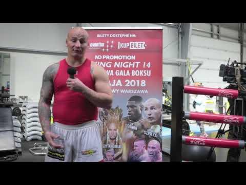 Artur Szpilka o walce Joshua vs Parker