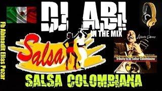 tributo a la salsa colombiana 2014 DJ ABI MIX