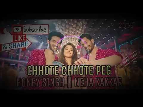 Chhote Chhote Peg Yo Yo dj lucky dj ank jbp DJ Jagat Raj