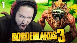 ITS EPIC BEASTMASTER TIME GAMERS • Borderlands 3 Co-Op ft. Sp00n