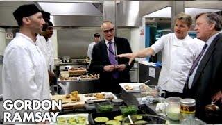 Gordon RamsayTries To Keep His Bad Boy Bakery Alive | Gordon Behind Bars