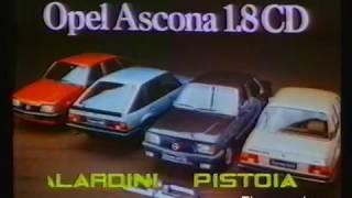 Opel Ascona 1,8 CD 1981