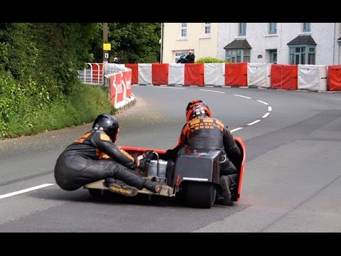 Isle Of Man Side Car Races