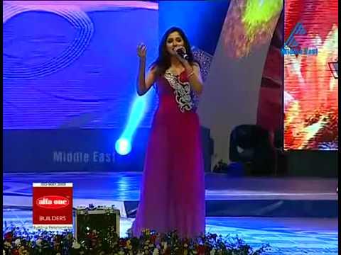 Wada Raha-Shreya Ghoshal On Mathrubhoomi Film Award 2010.flv
