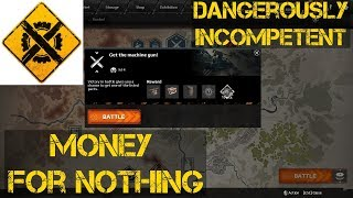 The Incompetent way to make money in Crossout #1