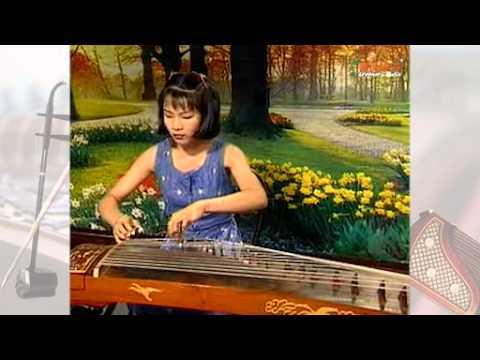 [青苗琴行] 中國上海音樂學院試 SCOM - 古箏三級春苗 - YouTube