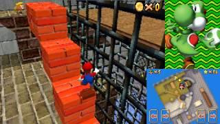 Super Mario 64 DS -  #24 Atlantis down under  [Deutsch][100%]