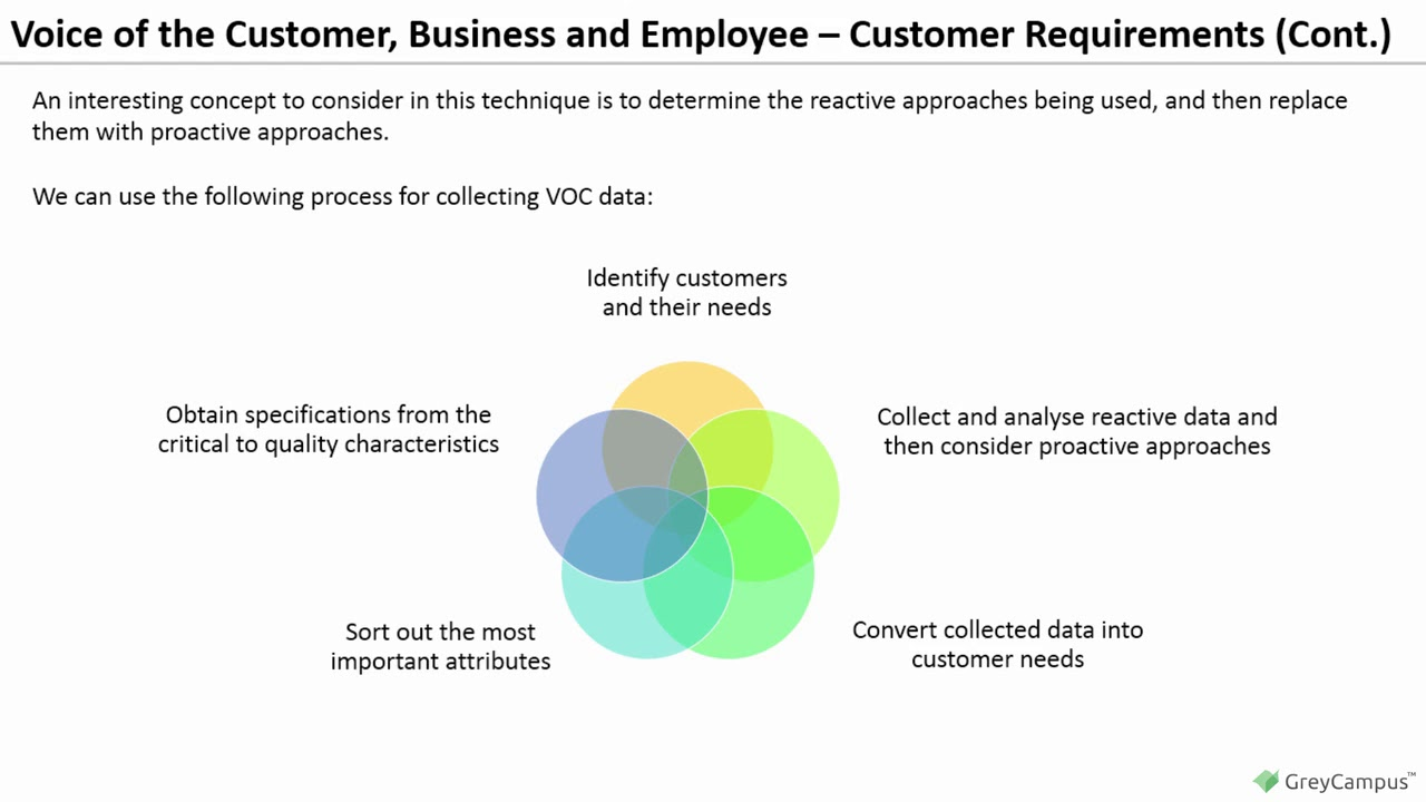 medium resolution of 9 the basics of six sigma customer requirements define