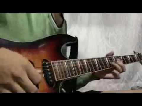 Tatsulok - Bamboo (Guitar Cover by Crismar Lampos)