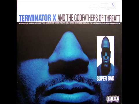 Terminator X - 1994 Street Muthafukkas Gong Show