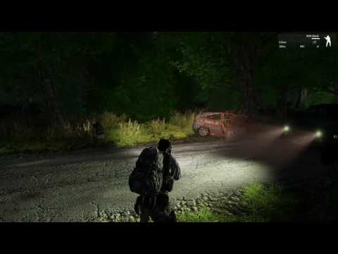 Arma 3 - Group Tactical Realism | The Aurorad Campaign | S01E01: Laws of Mother Nature