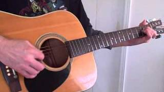 How to Play Amos Lee's Baby I Want You