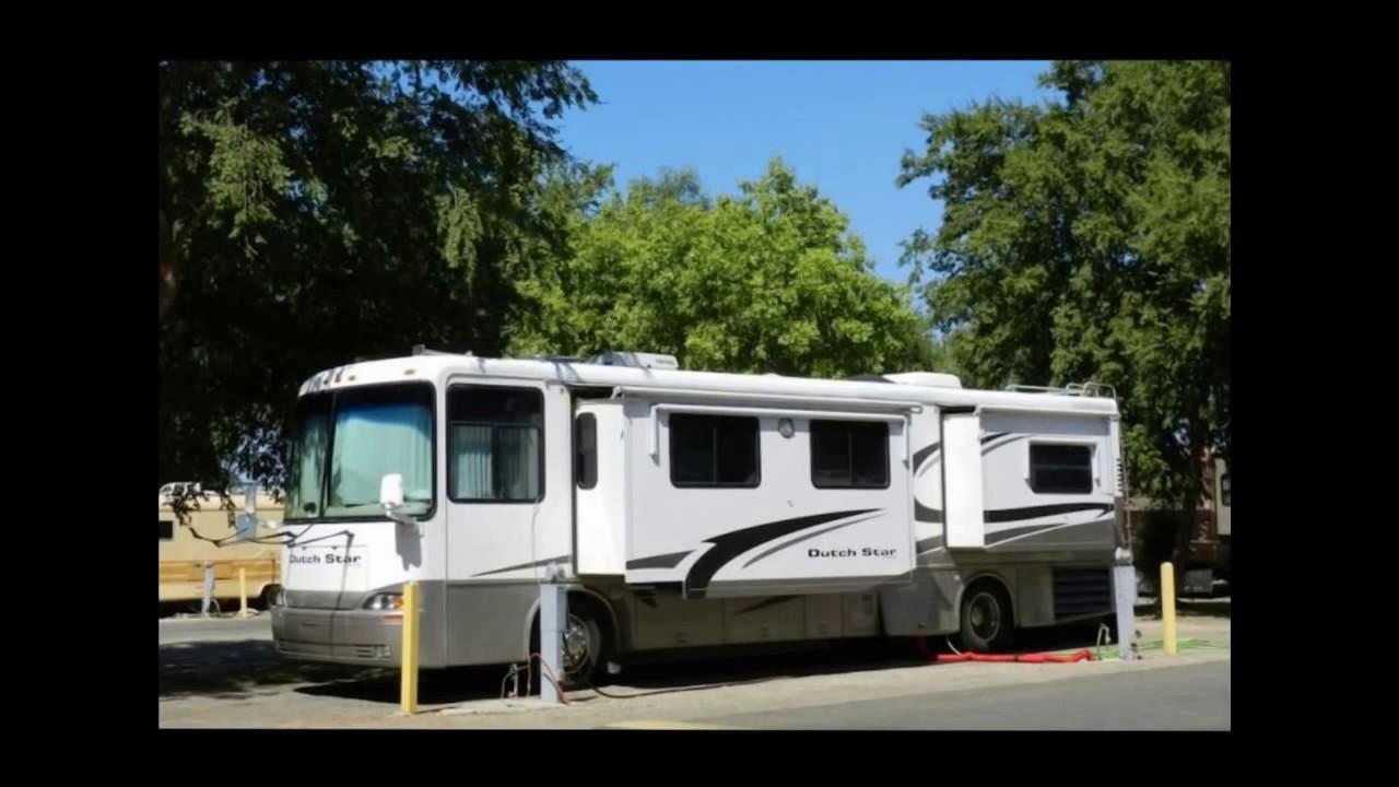 Bakersfield RV Travel Park In California