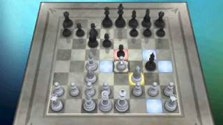 Queen Sacrifice checkmate in 7 moves