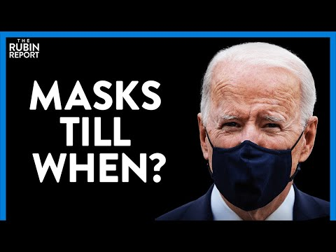 Biden's Bizarre Mask Prediction & Law to Fire Cops for Wrongthink | DIRECT MESSAGE | Rubin