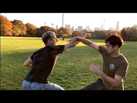 FIGHTING in NEW YORK CITY