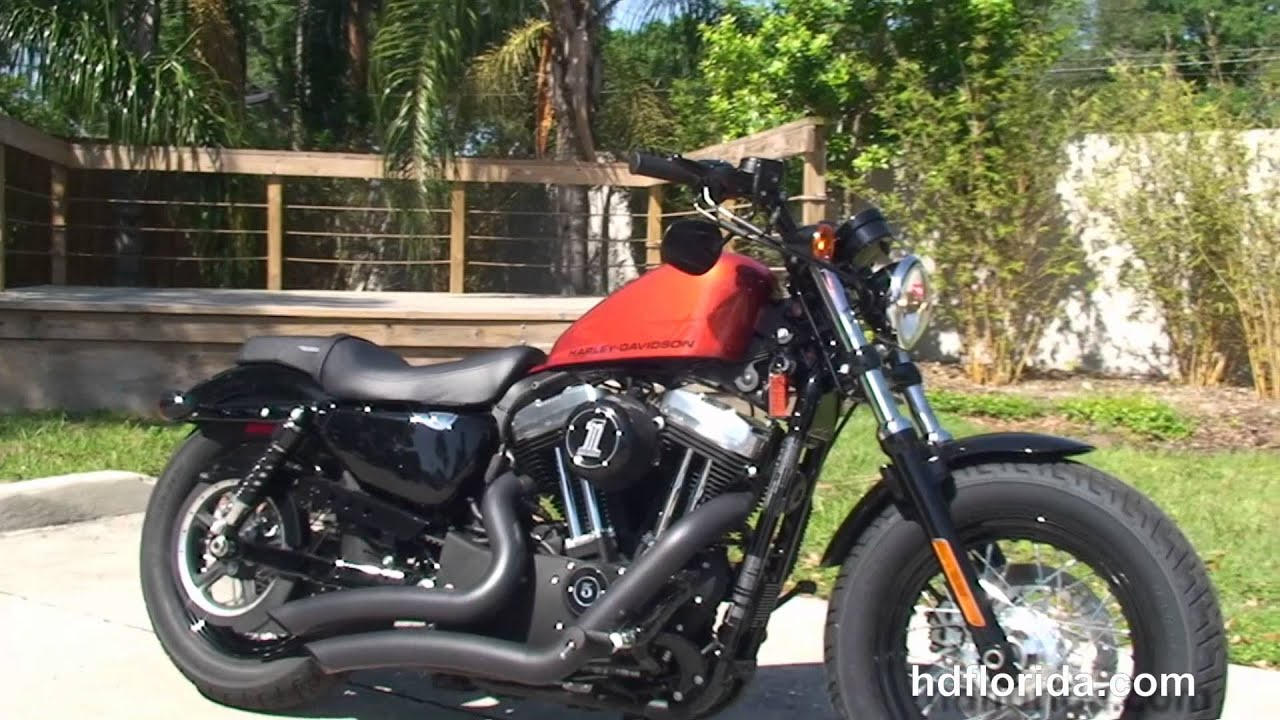 Used 2011 Harley Davidson Sportster Forty Eight Motorcycles For