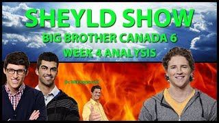Big Brother Canada 6 - Week 4 Double Eviction Recap with Emmett Blois (Shelyd Show)