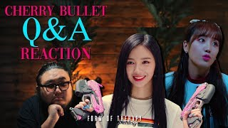"Producer Reacts to Cherry Bullet ""Q&A"""