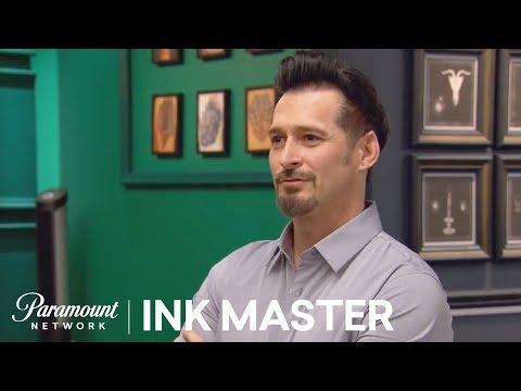 Master Canvas Slams Joey Hamilton - Ink Master Redemption, Season 3