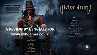 Victor Vran Review on Xbox One