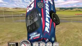 NASCAR® Racing 2002 Season Sears Point glitch