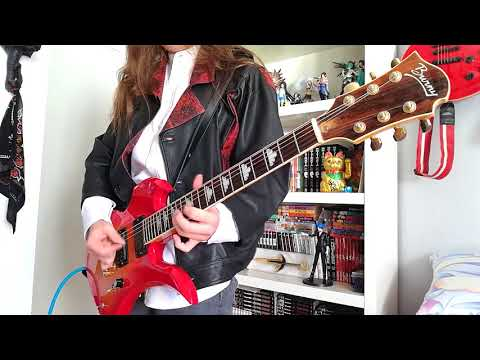 [ X Japan - Silent Jealousy ] guitar cover