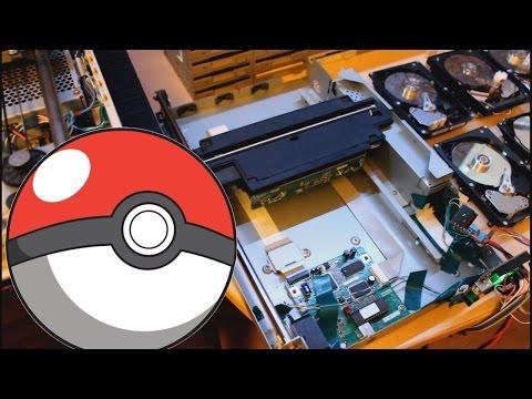 The Floppotron: Pokemon Theme
