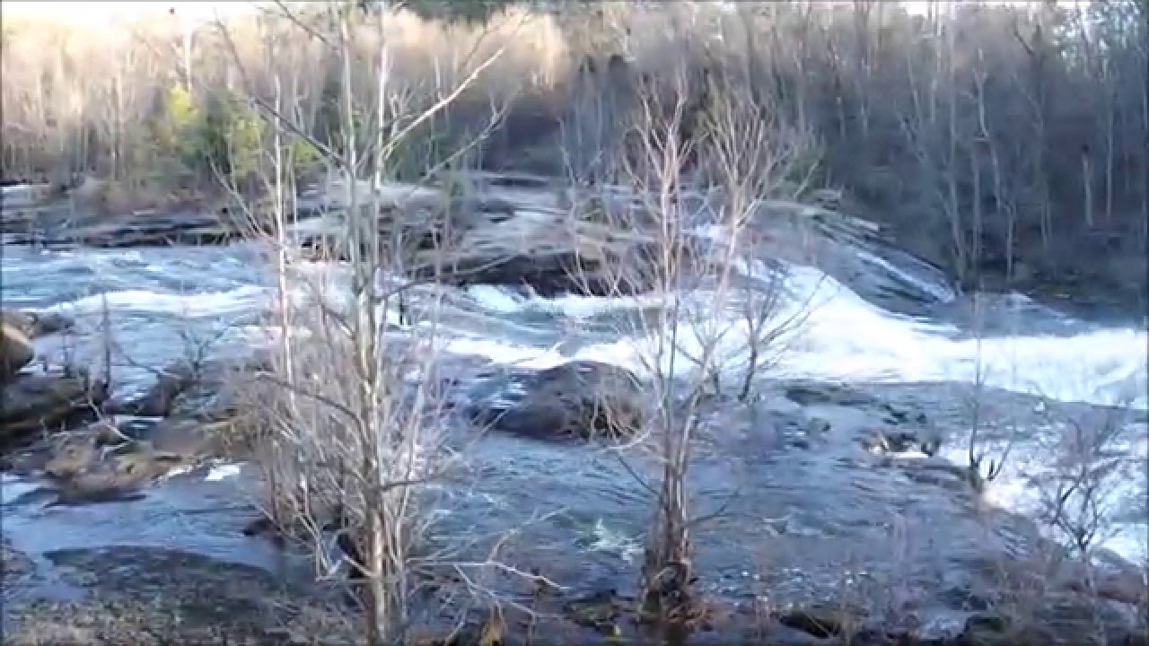 Crab Orchard & Devils Kitchen Lake Spillways - YouTube