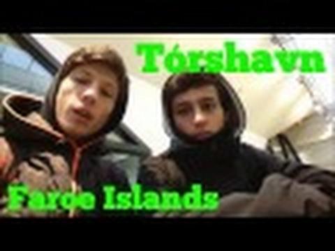 Daily Vlog #1 Faroe Islands [Tórshavn]
