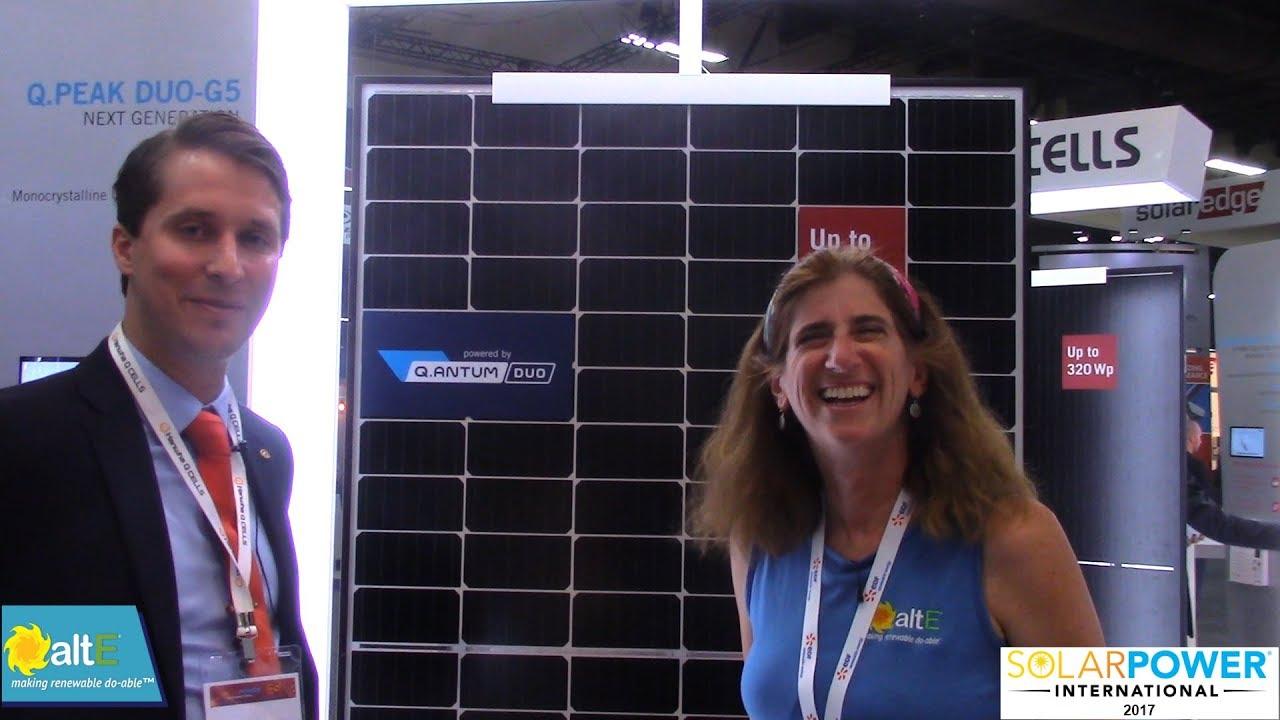Q Cells Q ANTUM Solar Panels   altE