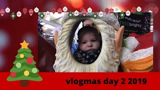 NOT MUCH HAPPENED - VLOGMAS DAY 2 2019