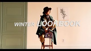 겨울 패션 룩북 패션유튜버 수정's 데일리룩 Winter Lookbook │ Krystallim