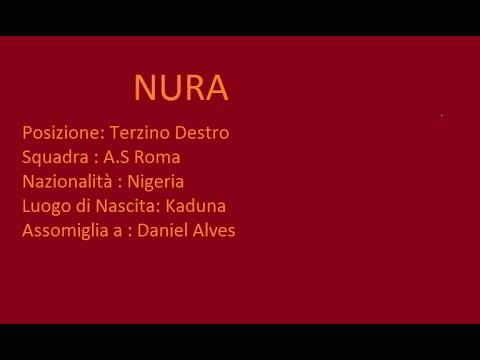 Abdullahi Nura (A.S Roma) goal and skills