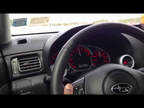 2011 WRX Torqued Performance Stage 3 Tune - 1/4 mile 12.981@108.85MPH