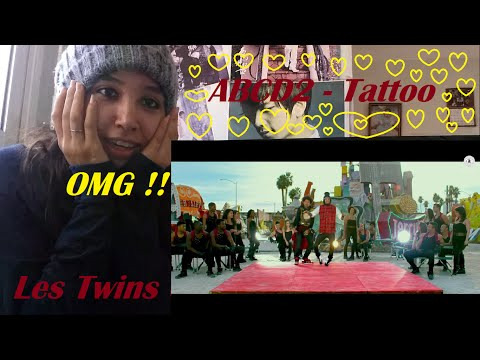 ABCD 2 - Tattoo FULL VIDEO ( LES TWINS !!!!!!!!!) _ REACTION