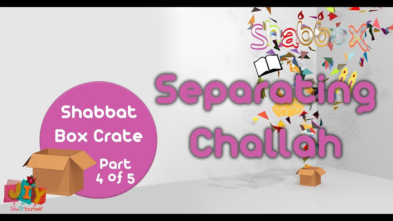 Separating Challah