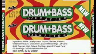Drum and Bass DJONATION Mixes