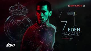 LaLiga Santander 201920 new intro and new song feat Eden Hazard with Download Link