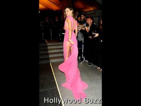 Julianne Hough Suffers Major Nip Slip In Sheer Dress For