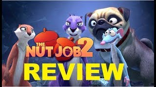 The Nut Job 2 is Horrible