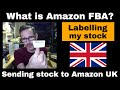 What is Amazon FBA? Selling on Amazon in the UK - Live
