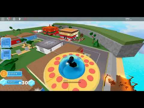 Whats inside Roblox pizza tycoon alien blueprint! |