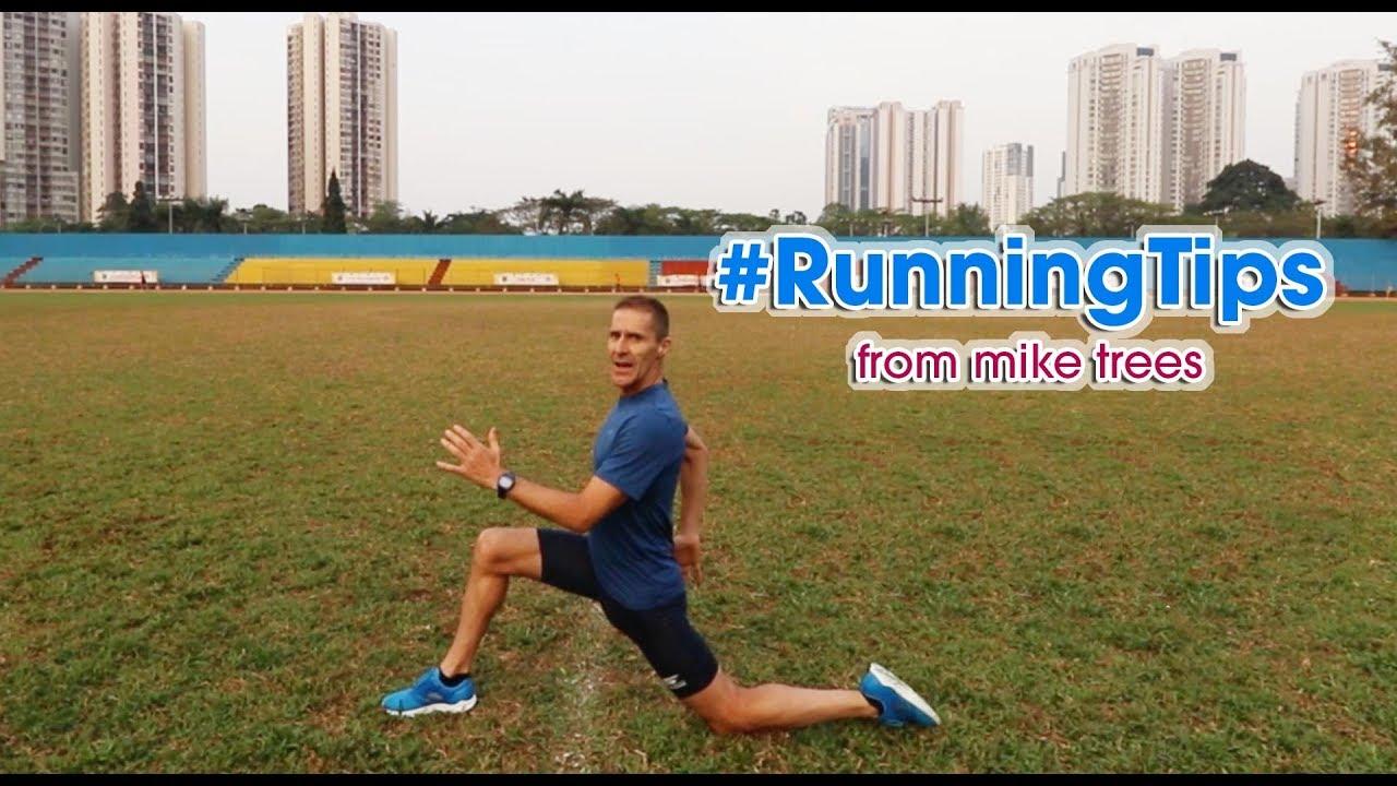 Running Tips Mike Trees Part 2 | RUNNING